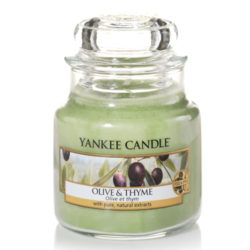 Olive & Thyme - Small Jar