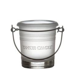 Bucket Votive Holder - Verre Givre