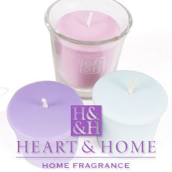 H&H - Bougies Votives