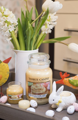 Yankee Candle en toute saison